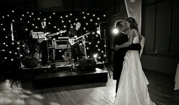 Beats Working Wedding band in surrey play first dance in Milland, Haslemere, Liphook